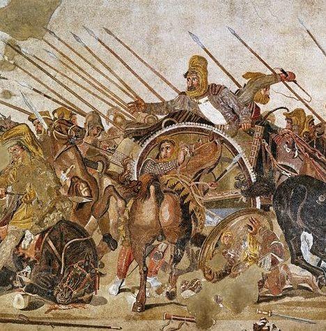 英考古学家发现世界上最早的化学战